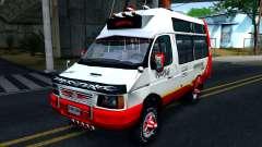 Iveco Turbo Daily V2 para GTA San Andreas
