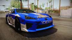 Lexus LFA Rem The Blue of ReZero