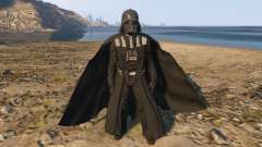 Star Wars Darth Vader para GTA 5