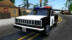Police Bobcat