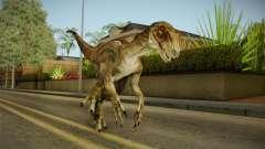 Primal Carnage Velociraptor Classic para GTA San Andreas