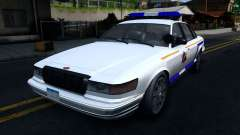 Vapid Stanier Hometown Police Department 2004