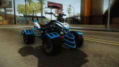 GTA 5 Nagasaki Street Blazer v1