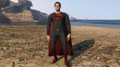 BVS Superman para GTA 5