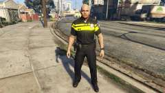 Politie PED Skin para GTA 5