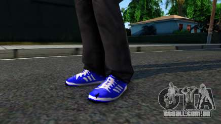 Adidas Forum MID Purple para GTA San Andreas