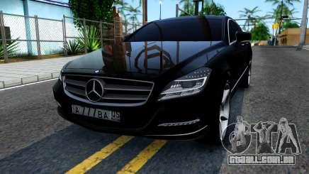 Mercedes-Benz CLS 63 AMG para GTA San Andreas