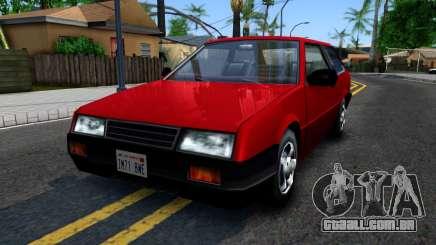VAZ 2108 SA Estilo para GTA San Andreas