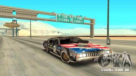 Ken Block Clover 2 para GTA San Andreas