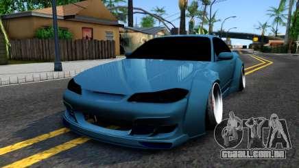 Nissan Silvia S15 326 Rocket Bunny para GTA San Andreas