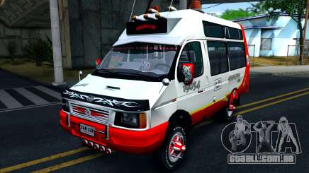 Iveco Turbo Daily V2 para GTA San Andreas