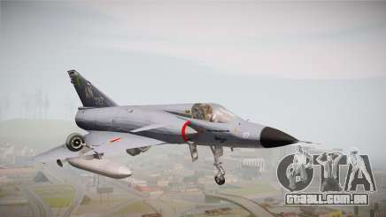 EMB Dassault Mirage III FAB para GTA San Andreas