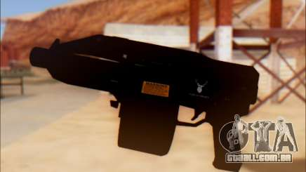 GTA 5 Shrewsbury Sweeper Shotgun para GTA San Andreas