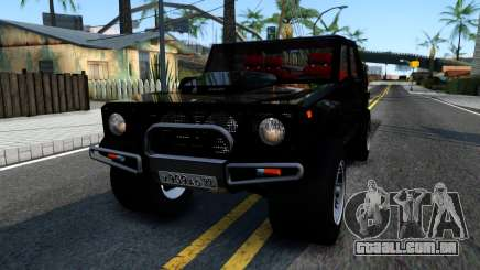 "Lamborghini ML002 From ""Brigada"" para GTA San Andreas"