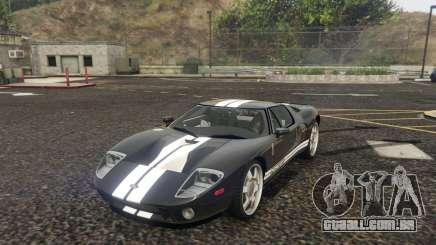 Ford GT 2005 para GTA 5