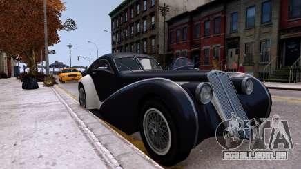 Truffade Z-Type para GTA 4