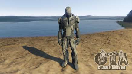 Iron Man Shotgun para GTA 5