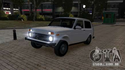 VAZ 2121 Niva azelow para GTA 4
