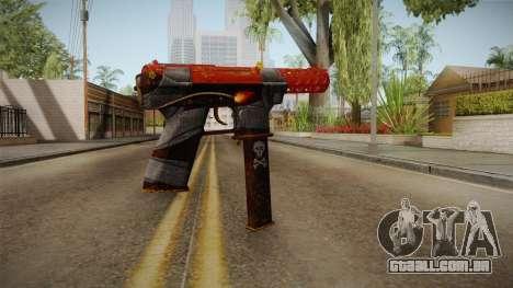 Vindi Halloween Weapon 10 para GTA San Andreas