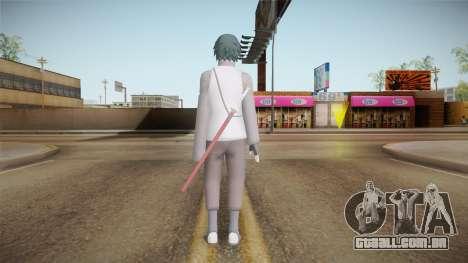 NUNS4 - Sasuke Boruto The Movie v1 para GTA San Andreas