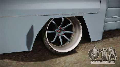 Suzuki Carry Futura 1.5 Slalom para GTA San Andreas