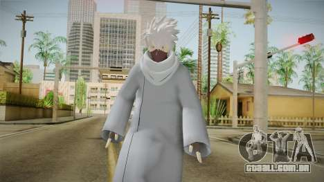 NUNS4 - Kakashi Hokage Normal Eyes para GTA San Andreas