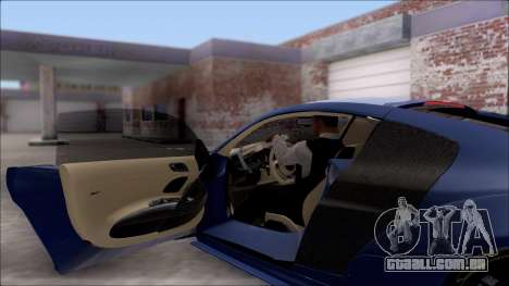 Audi R8 5.2 V10 Plus LB Walk V2.0 para GTA San Andreas