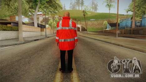 PES2016 - NPC Security v3 para GTA San Andreas