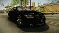 GTA 5 Ubermacht Sentinel Sedan para GTA San Andreas