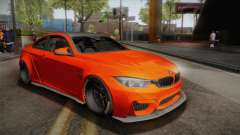 BMW M4 LB Performance para GTA San Andreas