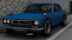 Nissan Skyline 3100 GT-Kai para GTA San Andreas