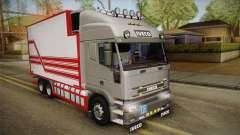 Iveco Eurotech 400E34 Tandem v2.0 para GTA San Andreas