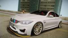 BMW M4 F82 2014 para GTA San Andreas