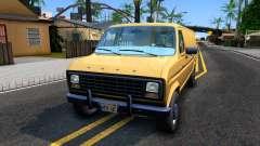 Ford E-250 Extended Van 1979