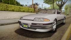 GTA 5 Zirconium Stratum Sedan para GTA San Andreas