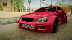 Lexus IS300 Rocket Bunny para GTA San Andreas