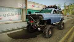 Jeep Wagoneer Off Road