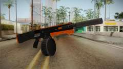 Orange Weapon 2 para GTA San Andreas