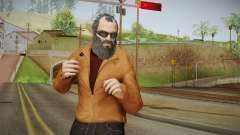 GTA 5 Trevor Sport Leather Jacket v2