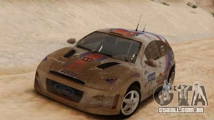 Ford Focus Touring Car para GTA San Andreas