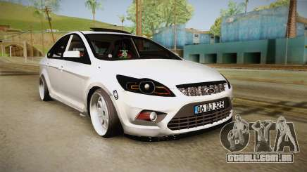 Ford Focus Sedan Air para GTA San Andreas