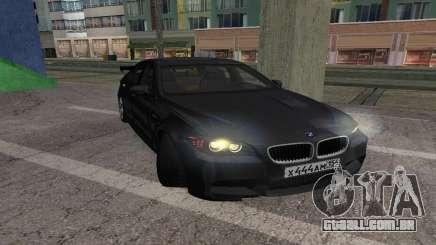 BMW-M5 para GTA San Andreas