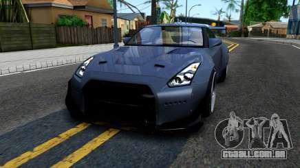 Nissan GT-R35 Rocket Bunny para GTA San Andreas
