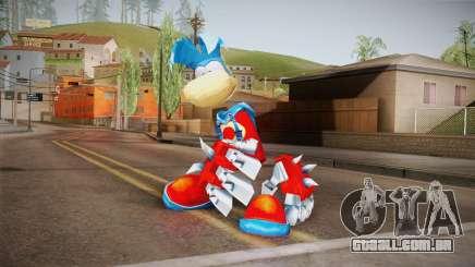 Rayman 3 HMF para GTA San Andreas