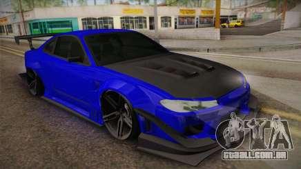 Nissan Silvia S15 Crew 99 para GTA San Andreas