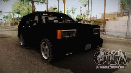 Albany Landstalker 1993 Unmarked Detective para GTA San Andreas