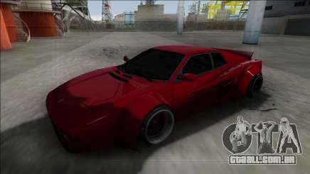 Ferrari 512 TR Rocket Bunny para GTA San Andreas