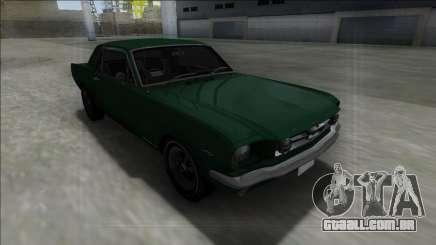 1965 Ford Mustang para GTA San Andreas