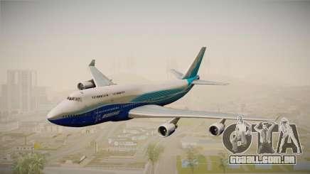 Boeing 747-400 House para GTA San Andreas