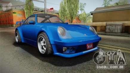 GTA 5 Pfister Comet Retro para GTA San Andreas
